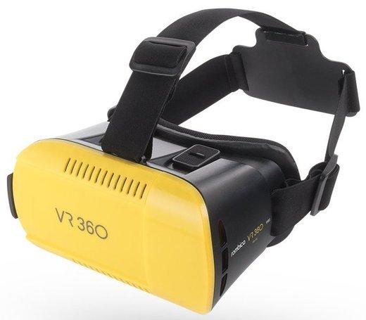 Очки виртуальной реальности Rombica VR360 v01 фото