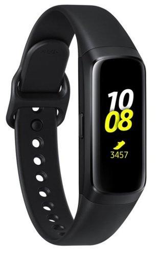 Браслет Samsung R370 Galaxy Fit, черный фото