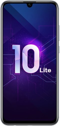 Смартфон Huawei Honor 10 Lite 3/32GB HRY-LX2 Black (Черный) фото