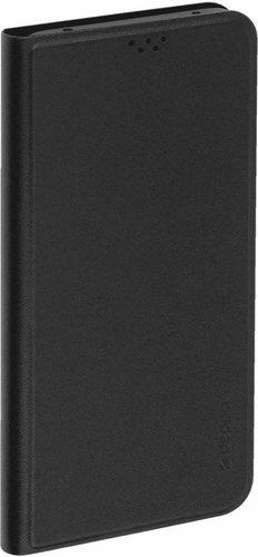 Чехол-книжка для Xiaomi Redmi Note 8 Pro, черный Book Cover, Deppa фото