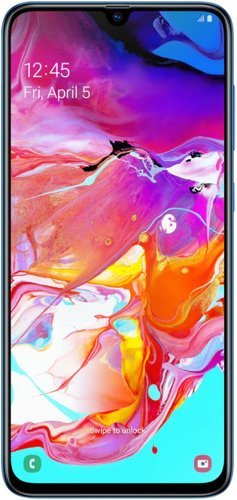Смартфон Samsung (A705F) Galaxy A70 128Gb Синий фото