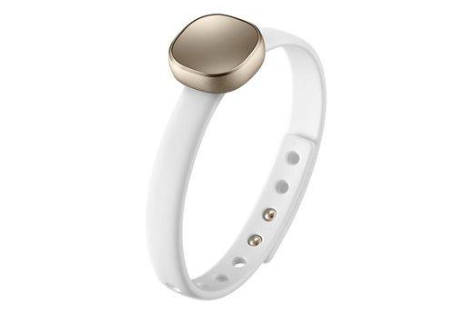 Умный браслет Samsung Charm, золотой фото