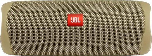 Колонка JBL Flip 5, песочный фото