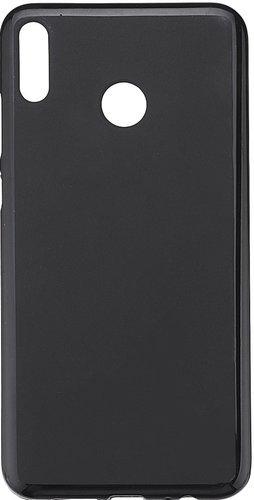 Чехол для смартфона Honor 8X Max силиконовый (матовый) черный, BoraSCO фото