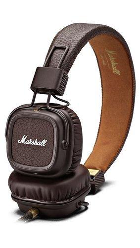 Наушники Marshall Major II Brown фото