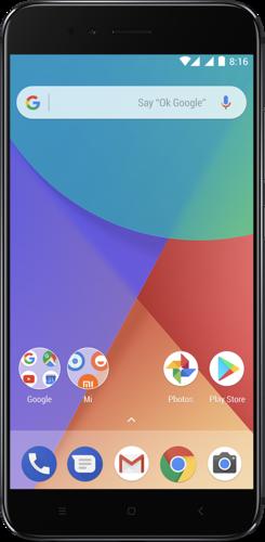 Смартфон Xiaomi Mi A1 32Gb Black (Черный) EU фото