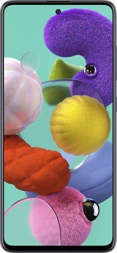 Смартфон Samsung (A515F) Galaxy A51 64Gb Черный фото