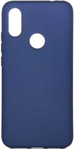 Чехол-накладка Hard Case для Xiaomi Redmi 7 синий, Borasco фото