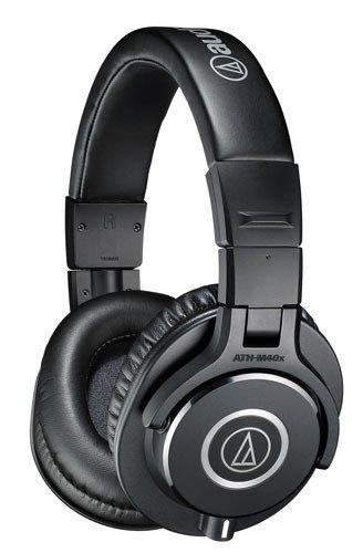 Наушники Audio-Technica ATH-M40X фото