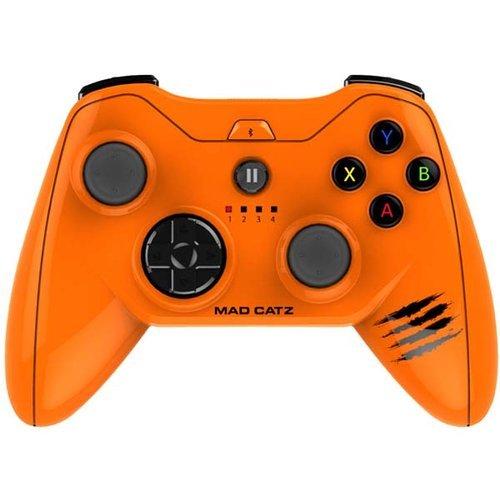 Геймпад Mad Catz C.T.R.L.i Mobile Gamepad, оранжевый фото