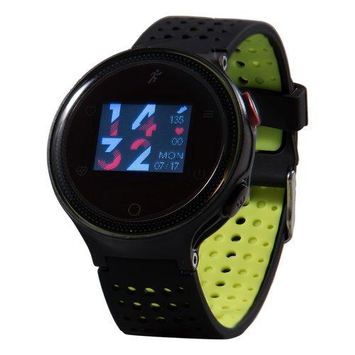 Умные часы Prolike с измерением давления PLSW1000CGN color с цветным дисплеем, зеленые фото