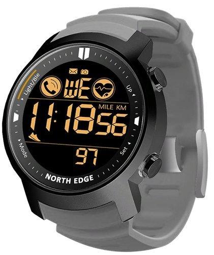 Умные часы North Edge, черный фото