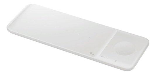 Беспроводное зарядное устройство Samsung EP-P6300 белый фото