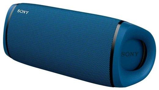 Портативная колонка Sony SRS-XB43, синий фото