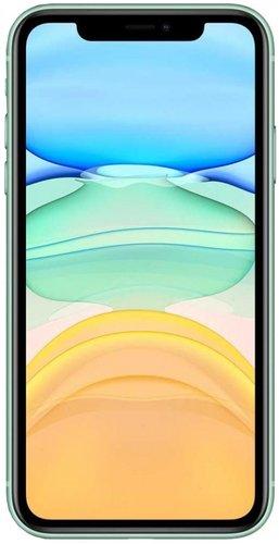 Смартфон Apple iPhone 11 256GB Зеленый (MWMD2RU/A) фото