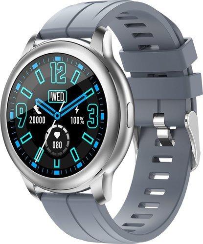 Умные часы Bakeey CF22, серебристый фото