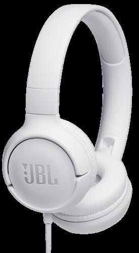 Наушники JBL T500, белый фото