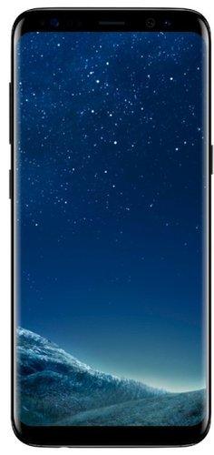 Смартфон Samsung (G955) Galaxy S8+ Duos 64Gb LTE Black (Черный) фото