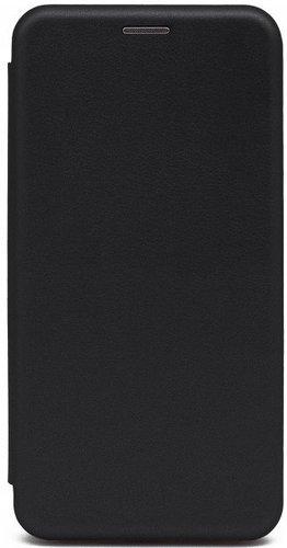 Чехол-книжка для Xiaomi Redmi Note 6 Pro (черный), Book Case, искусственная кожа, Aksberry фото