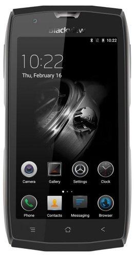 Смартфон Blackview BV7000 Pro Silver (Серебристый) фото