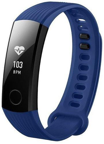 Фитнес-браслет Honor Band 3, синий фото