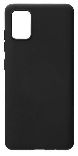 Чехол для смартфона Samsung Galaxy A51 Silicone Ultimate (черный), Redline фото