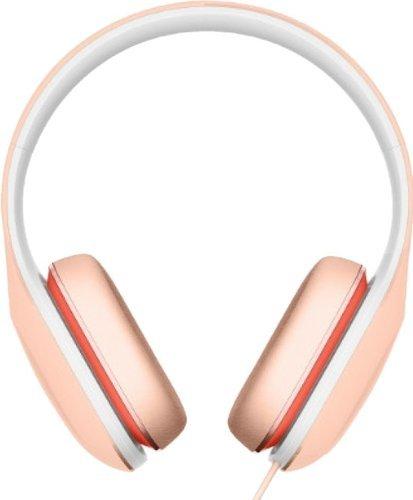 Наушники Xiaomi Mi Headphones Light Version, оранжевый фото