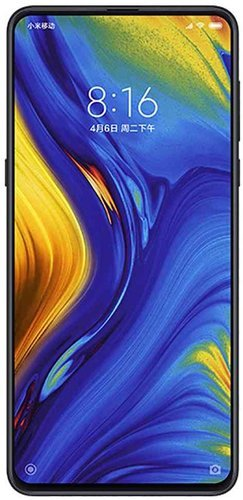 Смартфон Xiaomi Mi Mix 3 6/128GB Black (Черный) Global Version фото