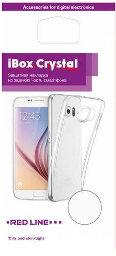 Чехол для смартфона Xiaomi Redmi Note 4/4X на Snapdragon, Silicone (прозрачный), Redline фото