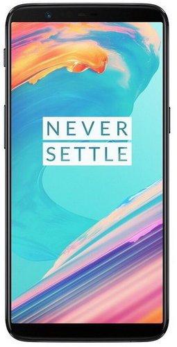 Смартфон OnePlus 5T 64Gb Black фото