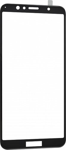 Защитное стекло для Huawei Honor 7A Pro/7C/Y6 2018/Y6 Prime 2018 Full Screen черный , Redline фото