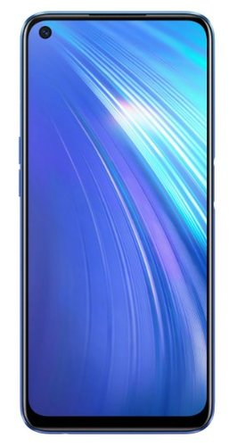 Смартфон Realme 6 8/128GB Синий фото