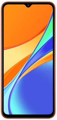 Смартфон Xiaomi RedMi 9C 3/64Gb (NFC) Оранжевый Global Version фото