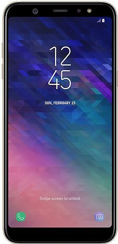 Смартфон Samsung (A605F) Galaxy A6+ (2018) 32Gb Золотистый фото