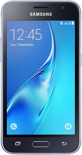 Смартфон Samsung (J120F) Galaxy J1 (2016) Duos 8Gb LTE Черный фото