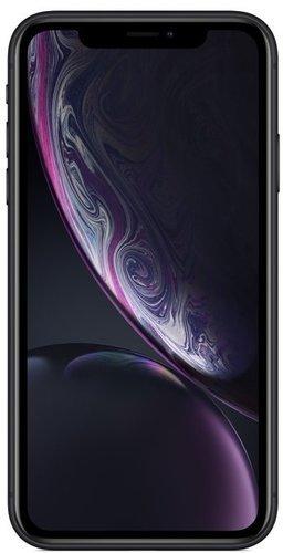 Смартфон Apple iPhone XR 64GB Черный A2108 фото