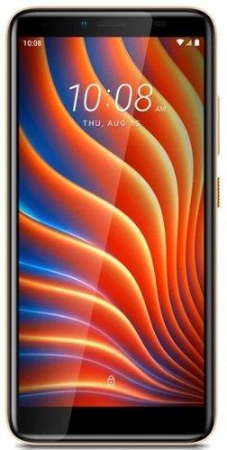 Смартфон HTC Wildfire E 2/32GB Золотистый фото