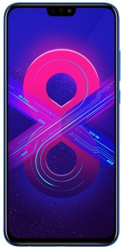 Смартфон Huawei Honor 8X 4/128Gb JSN-L21 Синий фото