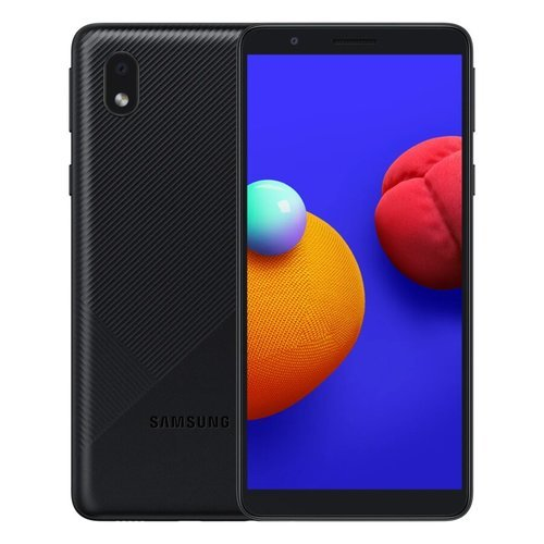 Смартфон Samsung (A013F) Galaxy A01 Core Черный фото