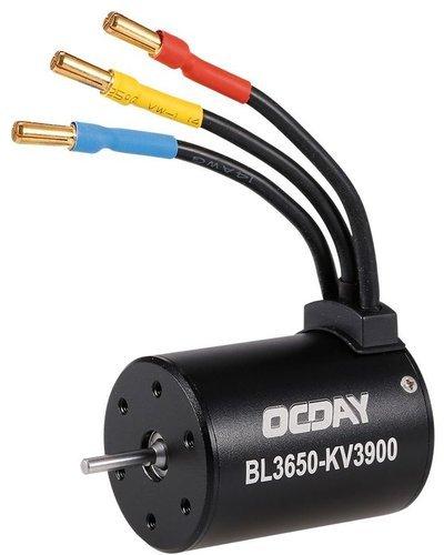 Бесщеточный бессенсорный мотор Ocday 3650 3900KV для 1/10 радиоуправляемой машинки фото