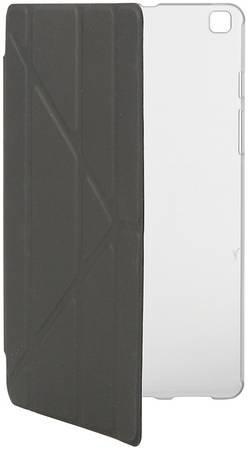 """Чехол - книжка для планшета Samsung Galaxy Tab A 8.0 (2019) T290/T295 подставка """"Y"""" темно-серый. Redline фото"""