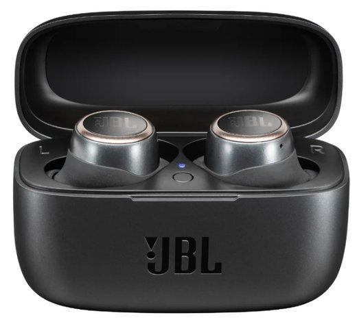 Наушники JBL Live 300 TWS, черный фото