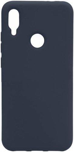 Чехол-накладка Hard Case для Xiaomi Redmi Note 7 синий, Borasco фото