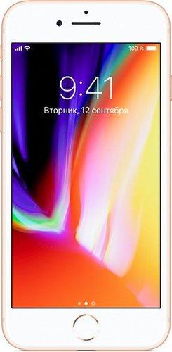 Смартфон Apple iPhone 8 64GB Золотистый A1905 (MQ6J2RU/A) фото