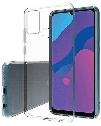 Чехол для смартфона Huawei Honor 9A силиконовый (прозрачный), BoraSco фото