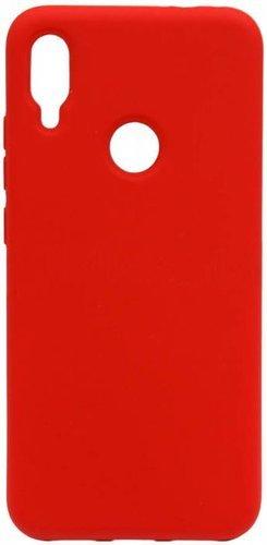 Чехол-накладка Hard Case для Xiaomi Redmi Note 7 красный, Borasco фото