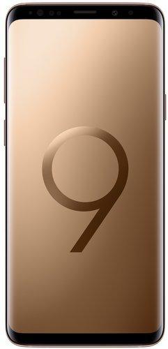 Смартфон Samsung (G965) Galaxy S9+ 128Gb Gold (Золотистый) фото