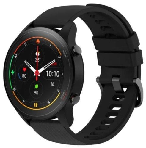 Умные часы Xiaomi Mi Watch, черный фото