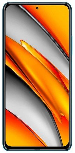 Смартфон Poco F3 NFC 6/128Gb Синий RU фото
