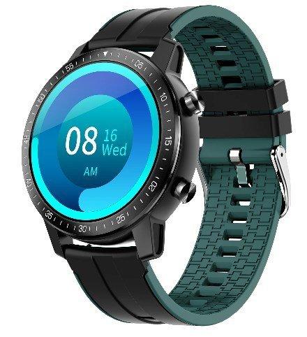 Умные часы Senbono S30, зеленый фото